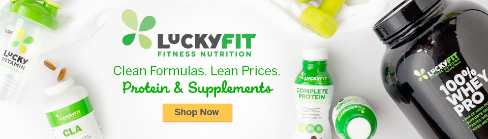 LuckyVitamin Brands