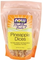 Healthy Foods Pineapple Dices