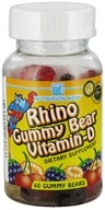 Rhino Gummy Bear Vitamin D