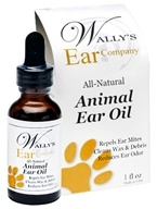 Ear Oil for Animals
