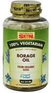 100% Vegetarian Borage Oil