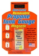 Hammerhead Products Accu-Level Removable Magnetic Propane Tank Gauge