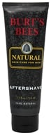 Natural Skin Care for Men Aftershave