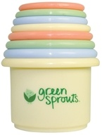 Green Sprouts Stacking Cup Set 6 Months and Up