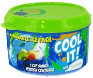Kids Smart Portion Container With Removable Ice Pack