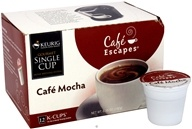 Cafe Escapes Cafe Mocha 12 K-Cups
