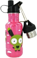U Turn 2 Tap Stainless Steel Water Bottle Bunny Float