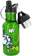 U Turn 2 Tap Stainless Steel Water Bottle Oh Snap