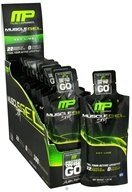Muscle Gel Shot Protein On The Go