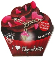 Sweet Life Cupcake Bracelet I Love Chocolate