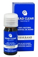 Vaporizing Oil Head Clear Essential Oil Blend
