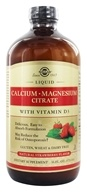 Liquid Calcium Magnesium Citrate with Vitamin D3