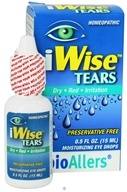 iWise Tears Moisturizing Eye Drops