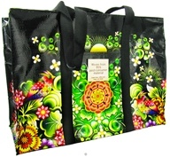 Moon Garden Shoulder Tote
