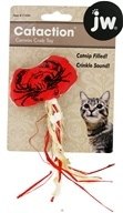 Canvas Catnip Crab Toy