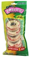 Meat In The Middle Ringo Rawhide Chew 5-Pack