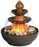 EnviraScape Illuminated Relaxation Fountain Old Napoli WFL-NPLI