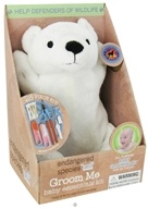 Endangered Species Groom Me Baby Essentials Kit Polar Bear