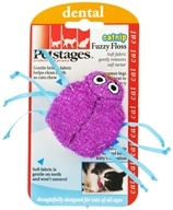 Catnip Fuzzy Floss Cat Toy