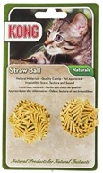 Naturals Straw Ball Cat Toy