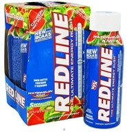 Redline RTD Energy Drink 4 x 8oz. (4 pack)