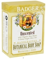 Handcrafted Botanical Body Soap