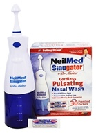Sinugator Cordless Pulsating Nasal Wash