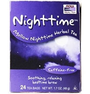 Nighttime Mellow Herbal Tea Caffeine-Free
