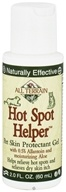 Hot Spot Helper Pet Skin Protectant Gel