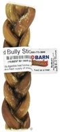 Natural Braided Bully Stick Dog Chew