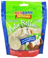Natu-Rollies Chicken-Based Cookie Dog Treat