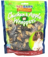 Chicken & Apple Wrappers Dog Treats
