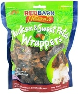 Chicken & Sweet Potato Wrappers Dog Treats