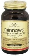 Minnows Omega 3 - 120 Mini Bursts