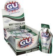 GU Energy Gel No Caffeine Added
