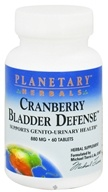 Cranberry Bladder Defense