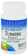 Turmeric Extract Full Spectrum