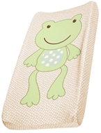 Change Pad Pals Changing Pad Cover Frog