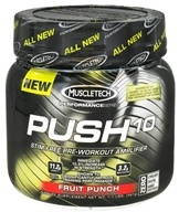Push10 Performance Series Stim-Free Pre-Workout Amplifier
