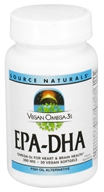EPA-DHA 300 mg. 30 Vegan Softgels