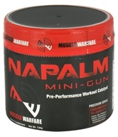 Napalm Mini-Gun Pre-Performance Workout Catalyst