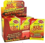 Source of Life Red Lightning Antioxidant Energy Drink Packets
