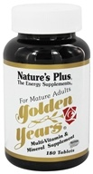 Golden Years Multi Vitamin & Mineral Supplement