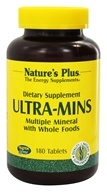 Ultra-Mins Multiple Mineral Supplement