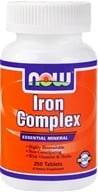 Iron Complex Essential Mineral with Vitamins and Herbs