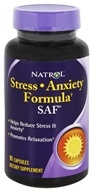 SAF Stress and Anxiety Formula
