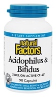 Acidophilus & Bifidus with Goat Milk