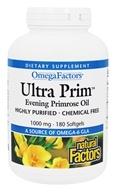 OmegaFactors Ultra Prim Evening Primrose Oil