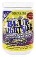 Source of Life Blue Lightning