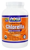 Chlorella Pure Powder Certified Organic